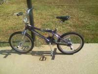This bike has never been ridden. I bought it thinking I