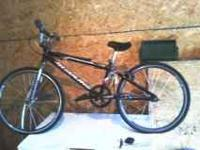 i have a gt racing bike it needs new front tube but got