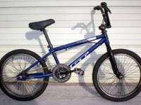 "This is a GT Bikes Compe BMX Racing Bike 20"" Boy's"