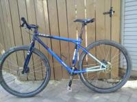 For sale: GT Peace 29er with tubeless tires, egg beater