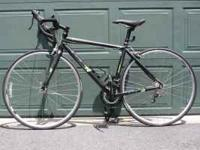 GT Road Bike in practically new condition. This bike