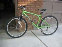 GT Tequesta Mountain Bike $250 This bike is in un-used