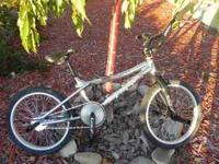 I have a all original chrome gt vertigo bmx. Bike has a
