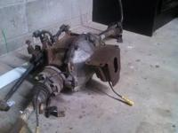 This is a rear axle for 04 gto in great shape only