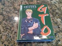 I'm selling a DVD box set of Great Teacher Onizuka