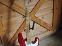 I have a GTX bass guitar for sale. Plays and sounds