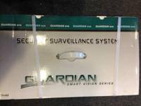 BRAND NEW - Guardian Surveillance System  G4/ 8 svs