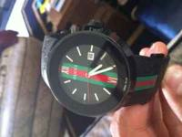 I recently bought this Gucci Watch in Beverly Hills at