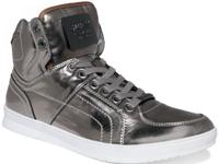 A stellar standout, these GUESS sneakers wow any scene