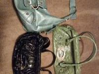3 Guess purses for sale. $8 Each or All 3 for $20.