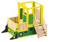 This is a fun play area for all kids. My son has had