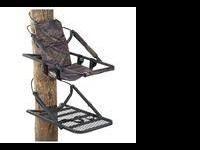 Guide Gear Extreme Deluxe Climber Tree Stand is roomy,