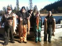 Hells Canyon Sport Fishing is offering fully guided