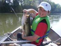 Guided Smallmouth (and largemouth) trips on beautiful
