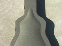 Guild DREADNOUGHT Acoustic Guitar Case / GREY TWEED -