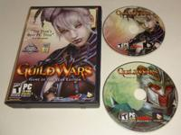 Up for sale is a used PC CD-ROM online software game.