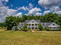Stately country estate located approximately 7 miles