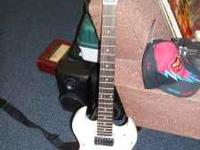 GUITAR FIRST ACT 222 GREAT SHAPE $45.00 Providence Way