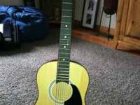 Acoustic guitar for a child. Very good quality perfect