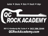 Learn to play guitar at the Quad City's premier music