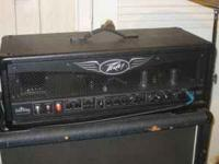 I am selling an Amp and a Pre Amp Peavy Valvking 100