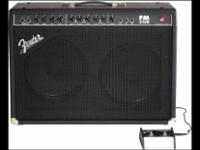 Fender FM 212R Guitar Combo Amp is a solid-state combo