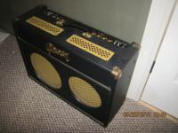 Right here's my Gibson amp. up for sale. It's in fresh