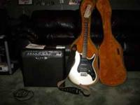 Everything you need to start playing now. Guitar with