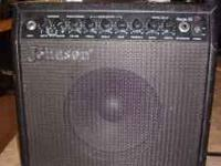 Johnson Stage 25 guitar amp in great shape We offer a