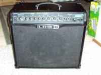"Selling my ""new"" Line 6 IV 75 75 Watt Modeling Amp."