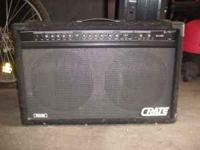 Crate GX130C $150 obo - works great but used Call  and