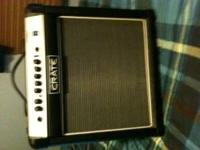 I have an Ibanez Gio Guitar with Flexwave 15r amp and