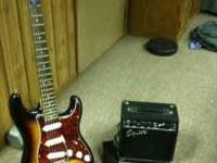 I have a fender stratocaster I want to sale for 200