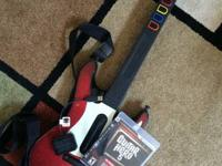 Used but in excellent condition Guitar Hero 5 with