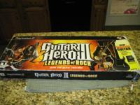 I have Guitar Hero: Legend of Rock edition for