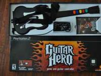 Bought a Guitar Hero hero for $66.23 Guitar and Game.