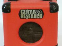 guitar research VL-10 mini guitar amplifier. this amp