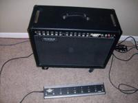 Mesa Boogie Road King $1500 firm  This thing is