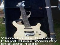 Yamaha Rx Series Guitar Floyed Rose Wammy w/ Tuneing