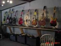MUST GO!!! Guitar Store inventory,selling all! One bulk