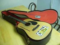 Guitar Package: - Jasmine Guitar - Guitar Case - Guitar