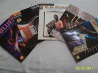 Five(5) play along guitar song books w/tabs , some