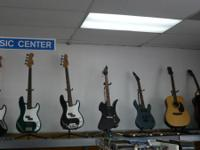 Large Selection of Guitars For Sale. Starting at $75.00