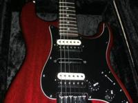 I have 3 guitars for sale:. Fender modern-day player