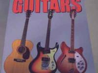 250 pages color illustrated ! Rare guitars and