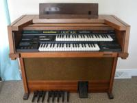 For Sale:.  Gulbransen Organ - Concept 700 Series.