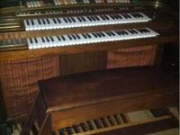 Gulbransen Organ 600 Series with Magic Touch in good