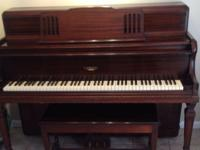 Gulbransen piano made in 40's according to serial