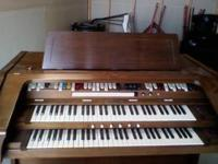 This is a sweet organ. We are moving and cannot take