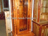 Up for sale is a variety of rustic amish handcrafted